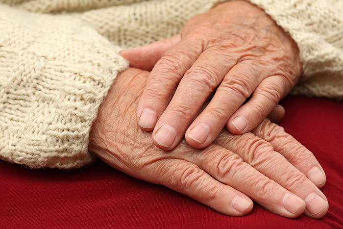 Tratamiento para personas mayores